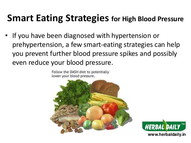 What foods to avoid eating with high blood pressure
